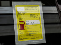 其它捷豹XF Sportbrake工信部油耗标示