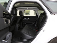 空间座椅捷豹XF Sportbrake后排空间