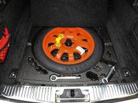 其它捷豹XF Sportbrake备胎