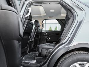 2019款3.0 V6 SE 后排空间