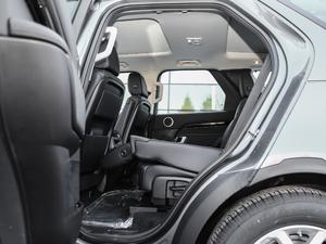 2019款3.0 V6 SE 后排座椅放倒