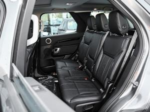 2019款3.0 V6 SE 后排座椅