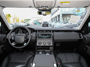 2019款3.0 V6 SE 全景内饰
