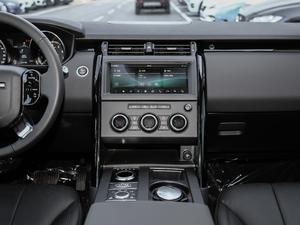 2019款3.0 V6 SE 中控台