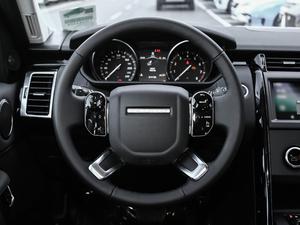2019款3.0 V6 SE 方向盘