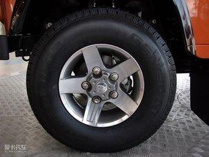 2010款冰.火限量版 轮胎