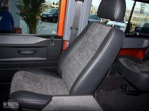 2010款冰.火限量版 前排座椅