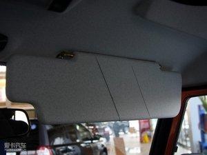 2010款冰.火限量版 遮阳板