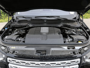 2017款3.0 V6 HSE LUXURY 发动机