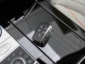 2017款3.0 V6 HSE LUXURY 钥匙