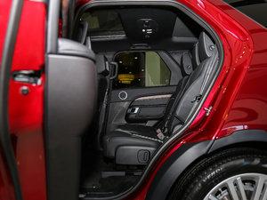 2017款3.0 V6 HSE 后排空间