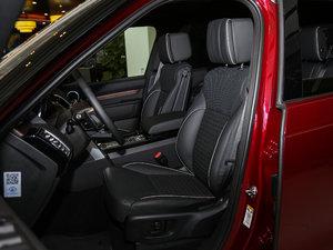 2017款3.0 V6 HSE 前排座椅