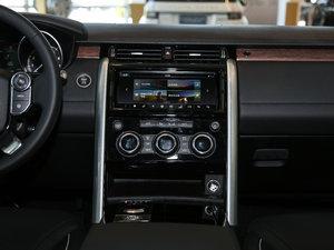 2017款3.0 V6 HSE 中控台