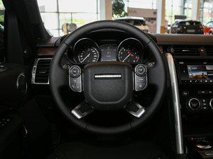 2017款3.0 V6 HSE 方向盘