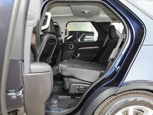 2017款3.0T V6 HSE 后排座椅放倒
