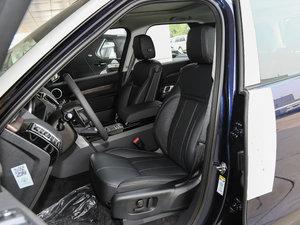 2017款3.0T V6 HSE 前排座椅