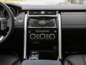 2017款3.0T V6 HSE 中控台