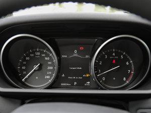 2017款3.0T V6 HSE 仪表