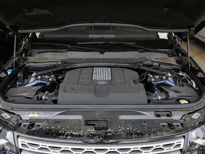 2017款3.0T V6 HSE 发动机