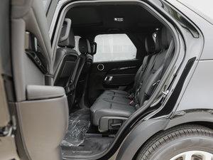 2017款3.0 V6 S 后排空间