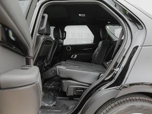 2017款3.0 V6 S 后排座椅放倒