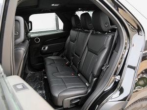 2017款3.0 V6 S 后排座椅