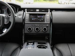 2017款3.0 V6 S 中控台