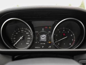 2017款3.0 V6 S 仪表