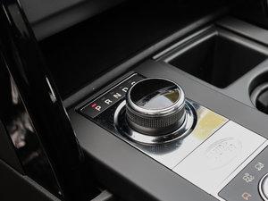 2017款3.0 V6 S 变速挡杆
