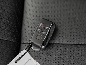 2017款3.0 V6 S 钥匙