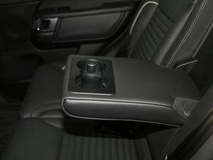 2017款3.0 V6 HSE LUXURY 前排中央扶手