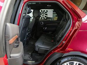 2017款3.0 V6 HSE LUXURY 后排空间