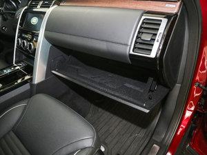 2017款3.0 V6 HSE LUXURY 前排空间