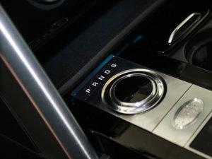 2017款3.0 V6 HSE LUXURY 变速挡杆