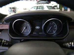 2017款3.0 V6 HSE LUXURY 仪表