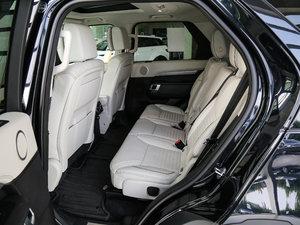 2017款3.0 V6 首发限量版 后排空间