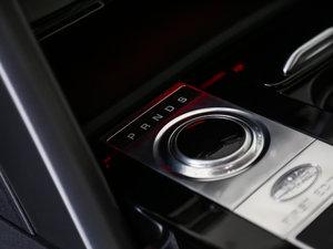 2017款3.0 V6 首发限量版 变速挡杆