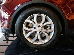 2017款3.0 V6 SE 轮胎