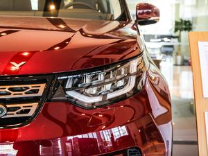 2017款3.0 V6 SE 头灯