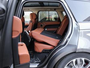 2017款3.0 V6 锋尚创世版型 DYNAMIC 后排座椅放倒