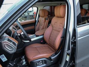 2017款3.0 V6 锋尚创世版型 DYNAMIC 前排座椅