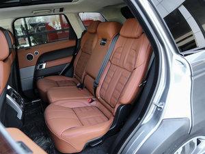 2017款3.0 V6 锋尚创世版型 DYNAMIC 后排座椅