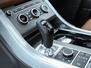 2017款3.0 V6 锋尚创世版型 DYNAMIC 变速挡杆