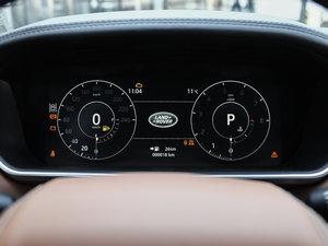 2017款3.0 V6 锋尚创世版型 DYNAMIC 仪表
