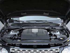 2017款3.0 V6 锋尚创世版型 DYNAMIC 发动机