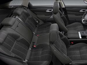 2017款P380 首发限量版 空间座椅