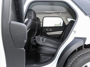 2017款P250 S 后排座椅放倒