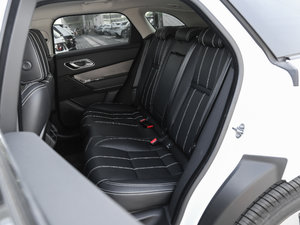 2017款P250 S 后排座椅