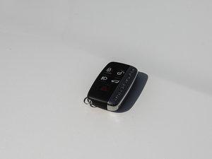 2017款P250 S 钥匙