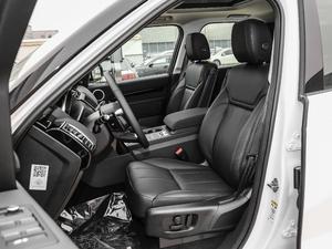 2018款3.0L V6 SE 前排座椅